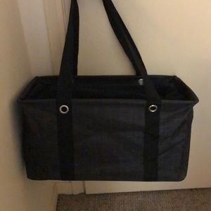 New Black Tote.